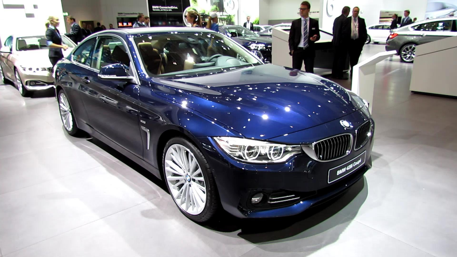 BMW 4 series 428i 2013 photo - 1