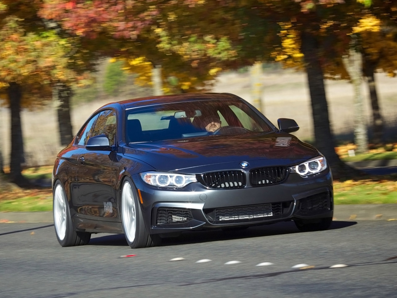 BMW 4 series 428i 2013 photo - 11