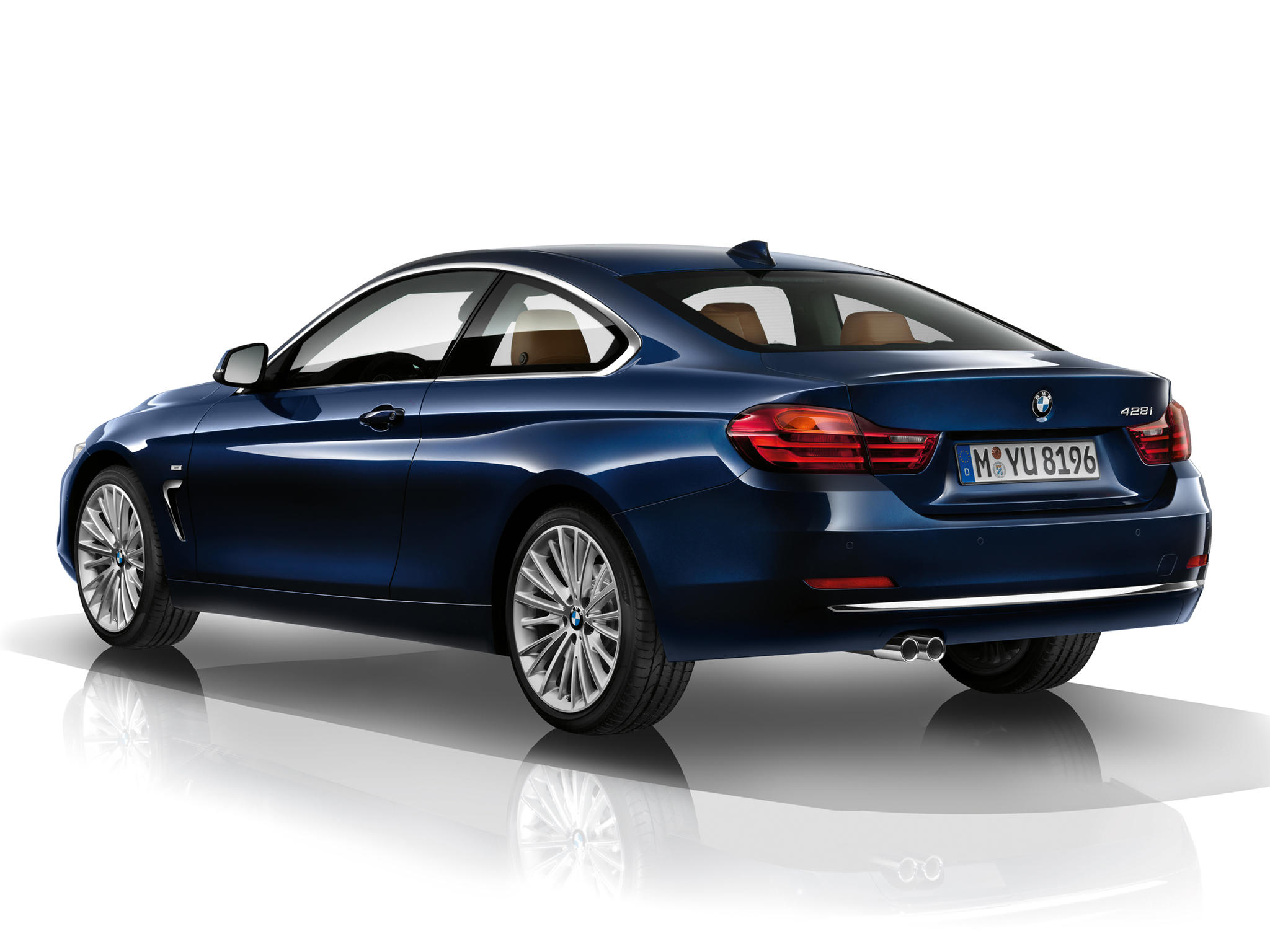 BMW 4 series 428i 2013 photo - 3