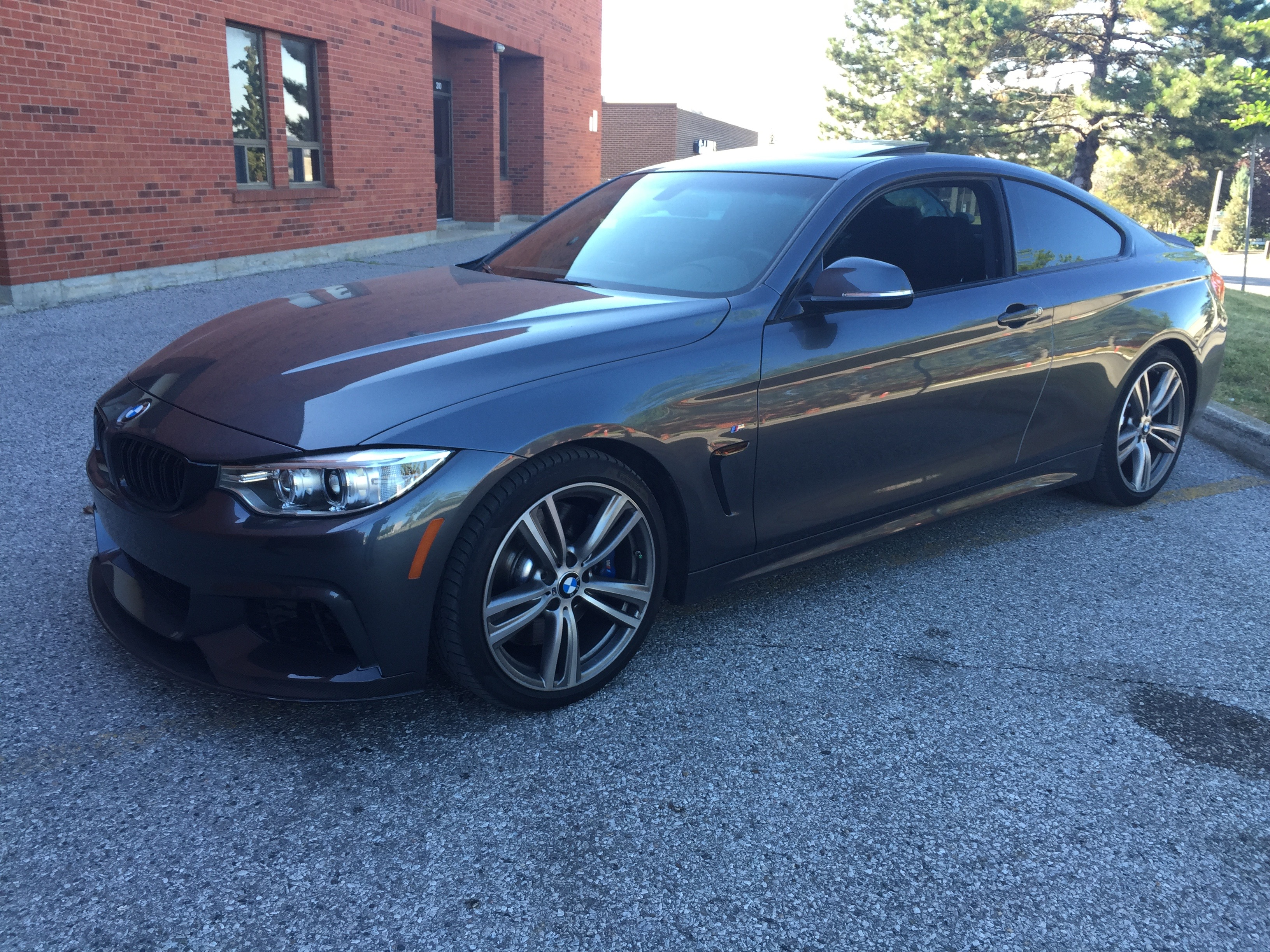 BMW 4 series 428i 2013 photo - 4