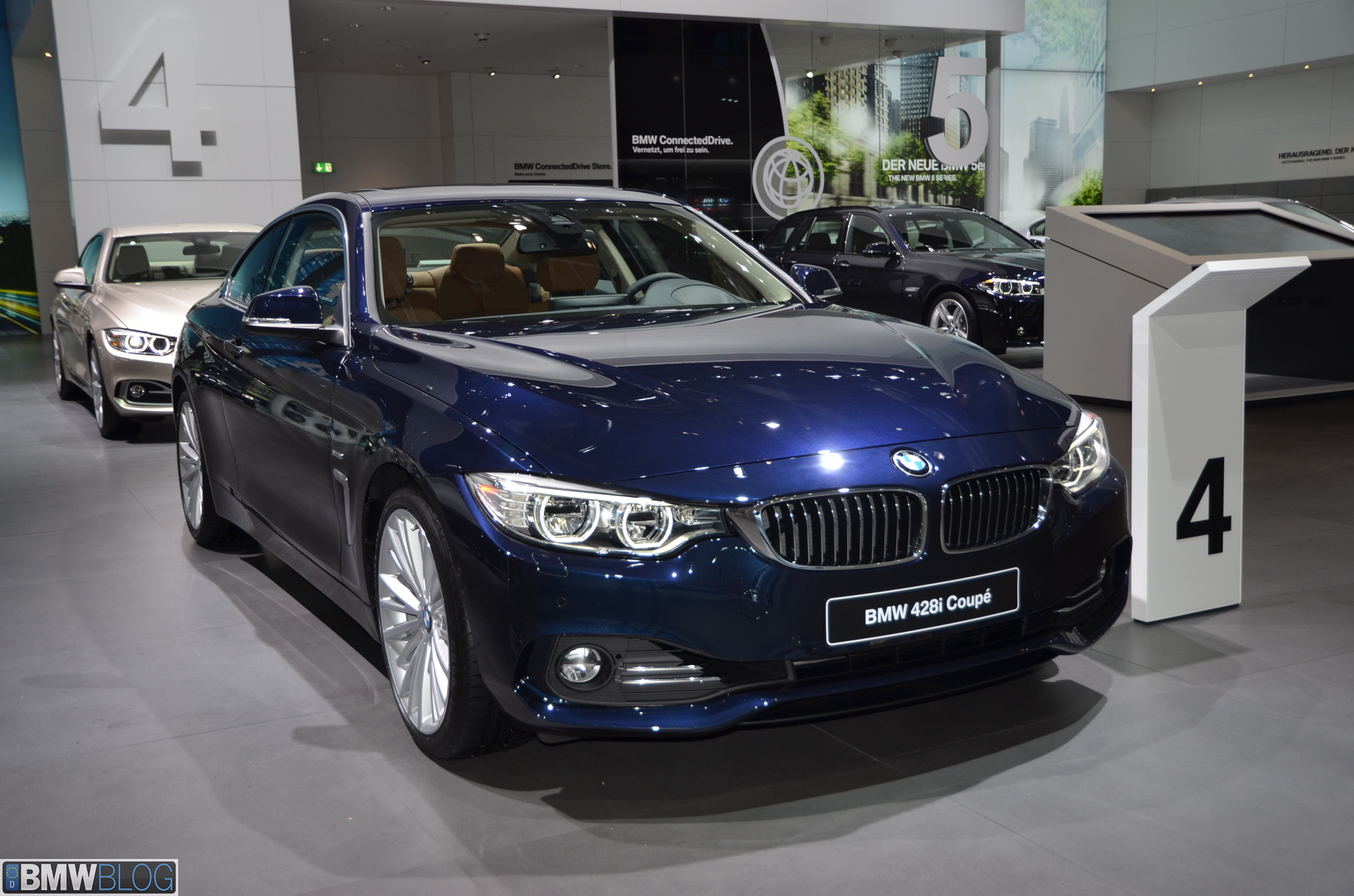BMW 4 series 428i 2013 photo - 6