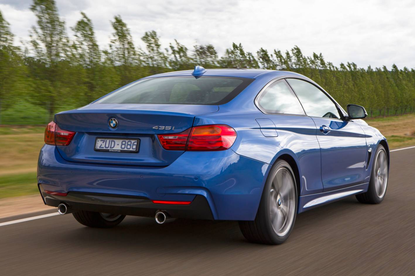 BMW 4 series 428i 2013 photo - 7