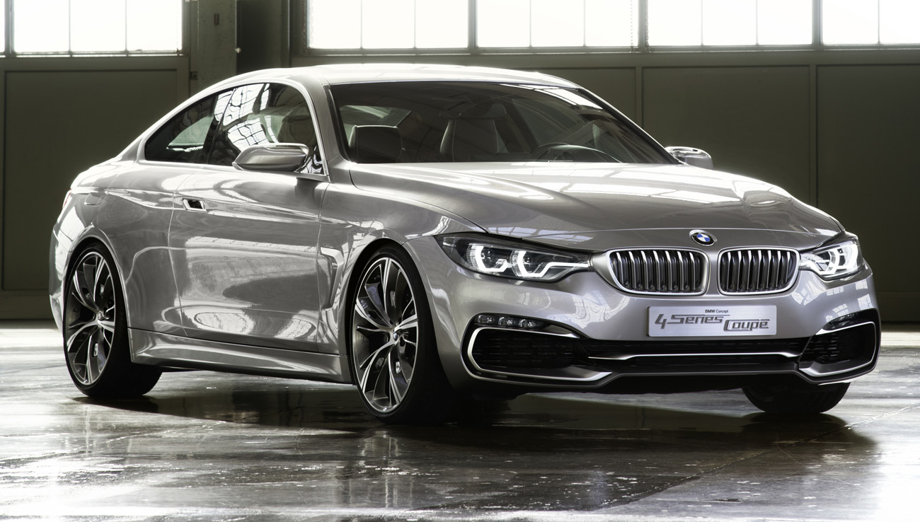 BMW 4 series 435d 2014 photo - 1