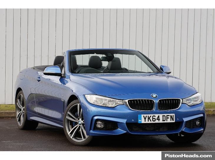 BMW 4 series 435d 2014 photo - 10