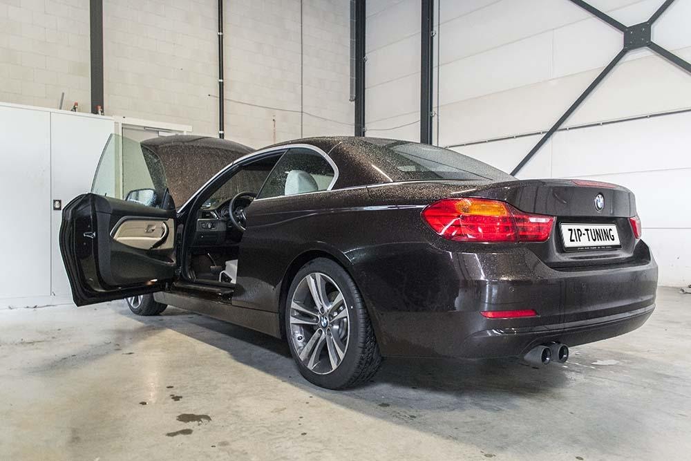 BMW 4 series 435d 2014 photo - 11