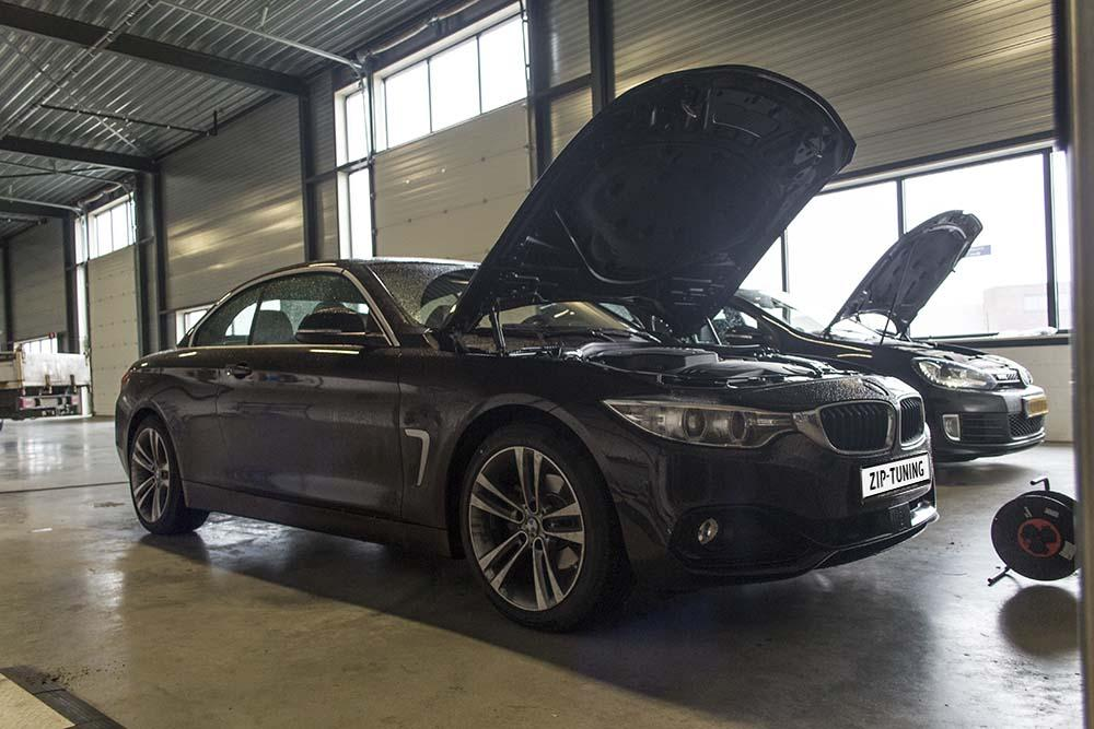 BMW 4 series 435d 2014 photo - 12