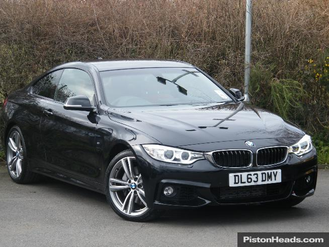 BMW 4 series 435d 2014 photo - 2