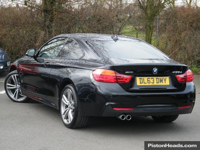 BMW 4 series 435d 2014 photo - 4