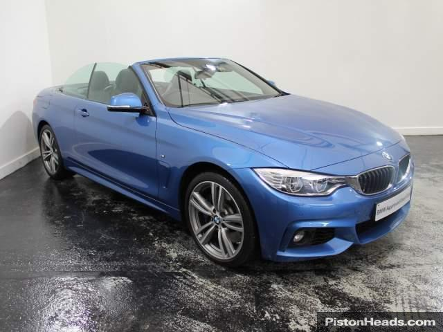 BMW 4 series 435d 2014 photo - 6