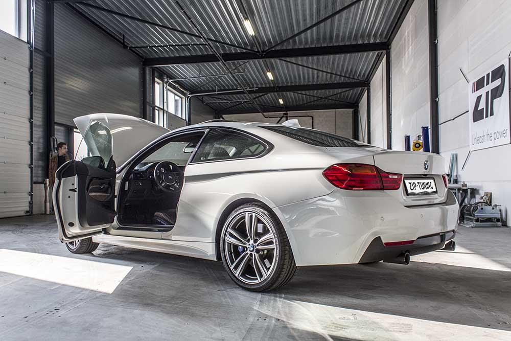 BMW 4 series 435d 2014 photo - 8
