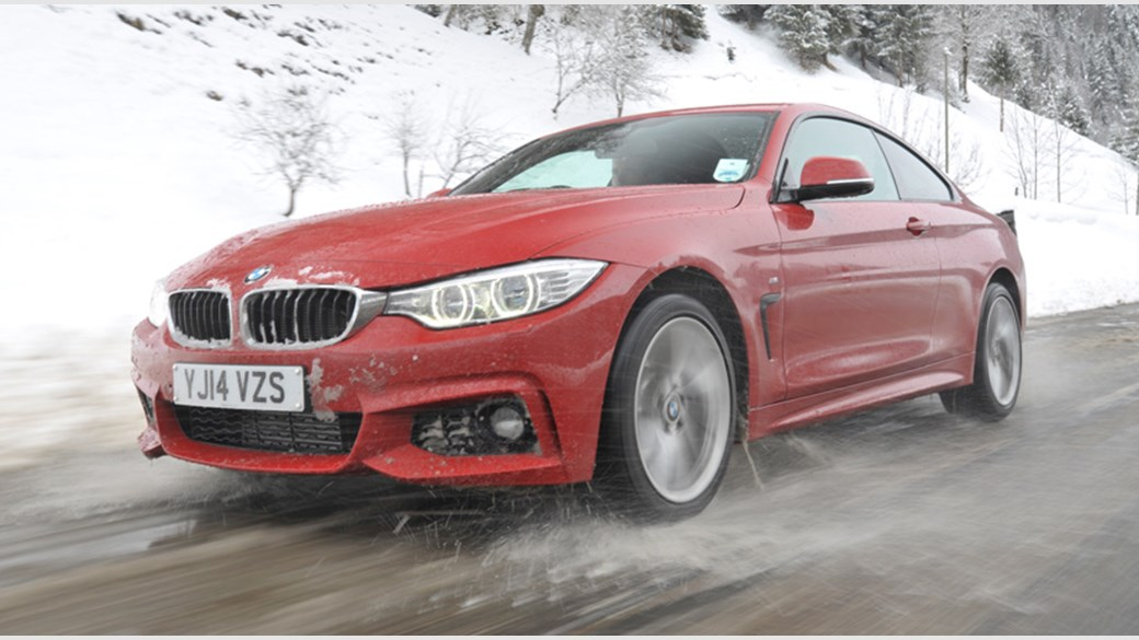 BMW 4 series 435d 2014 photo - 9