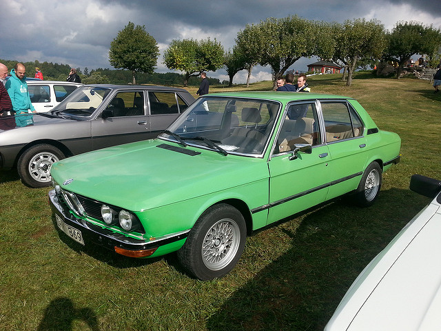 BMW 5 series 518 1975 photo - 1