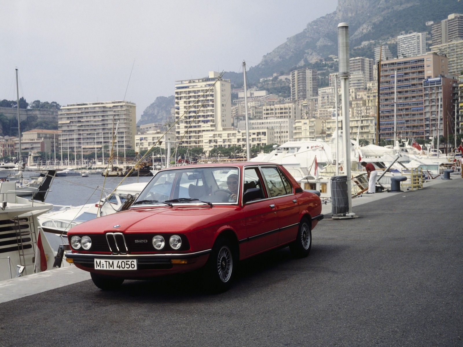 BMW 5 series 518 1975 photo - 12