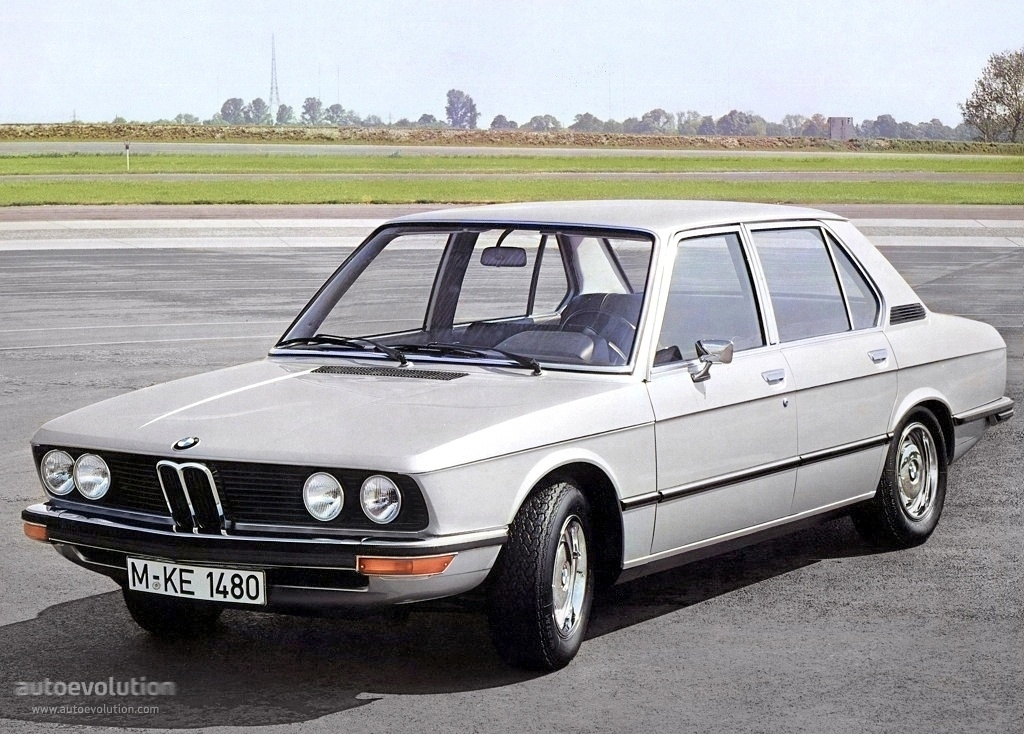 BMW 5 series 518 1975 photo - 3