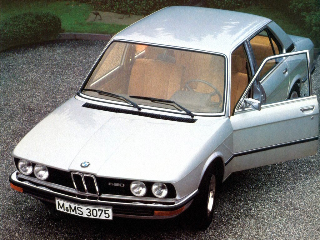 BMW 5 series 518 1975 photo - 5