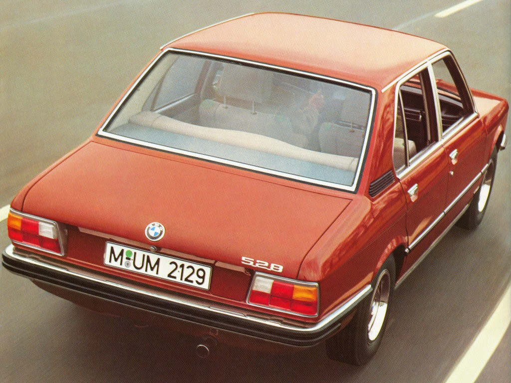 BMW 5 series 518 1975 photo - 9