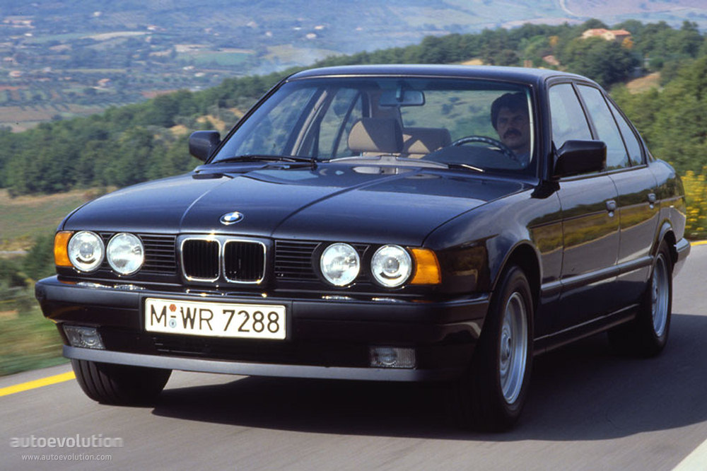 BMW 5 series 518 1988 photo - 11