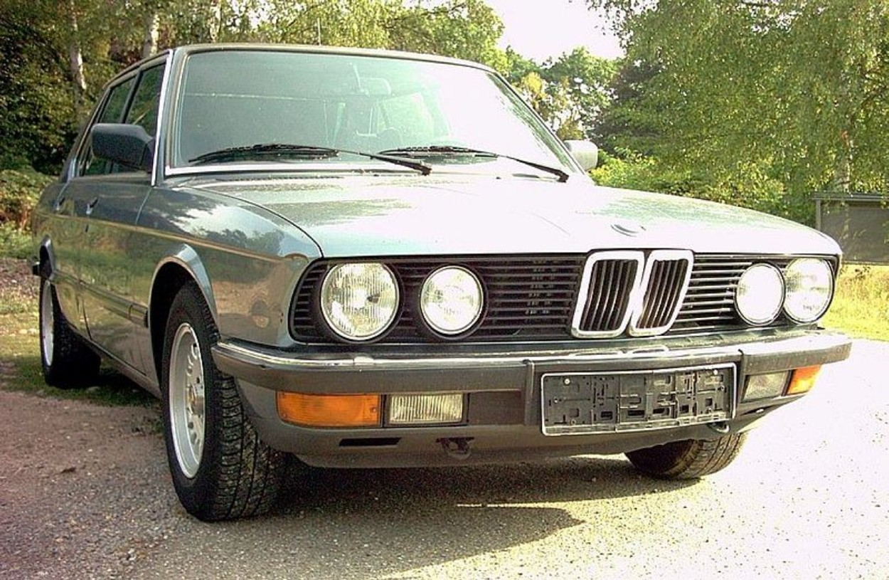 BMW 5 series 518 1988 photo - 12