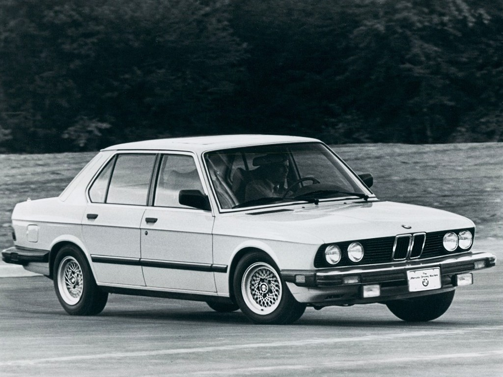 BMW 5 series 518 1988 photo - 5