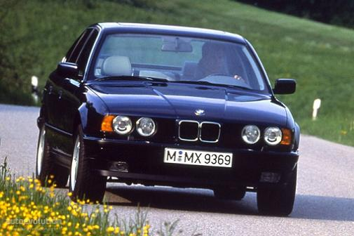 BMW 5 series 518 1988 photo - 7