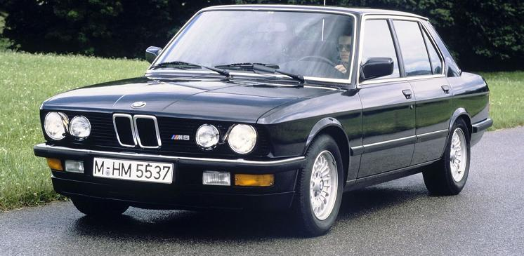 BMW 5 series 518 1988 photo - 8
