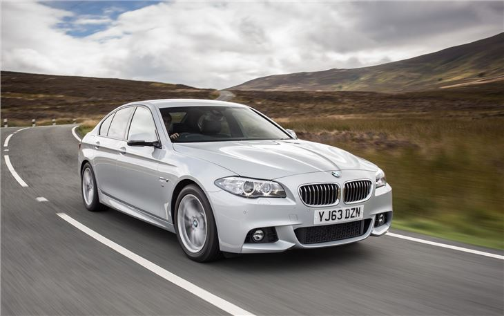BMW 5 series 518d 2013 photo - 3