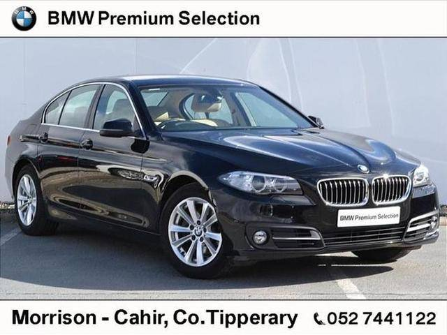 BMW 5 series 518d 2013 photo - 5