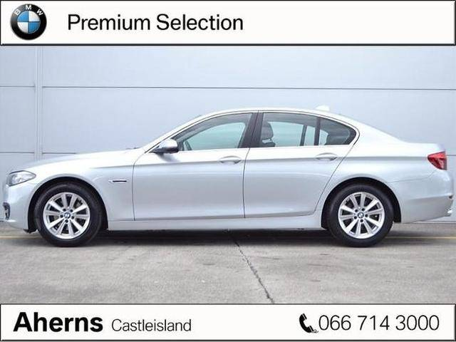 BMW 5 series 518d 2013 photo - 7