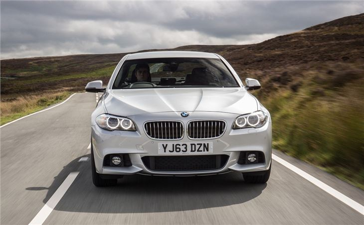 BMW 5 series 518d 2013 photo - 8