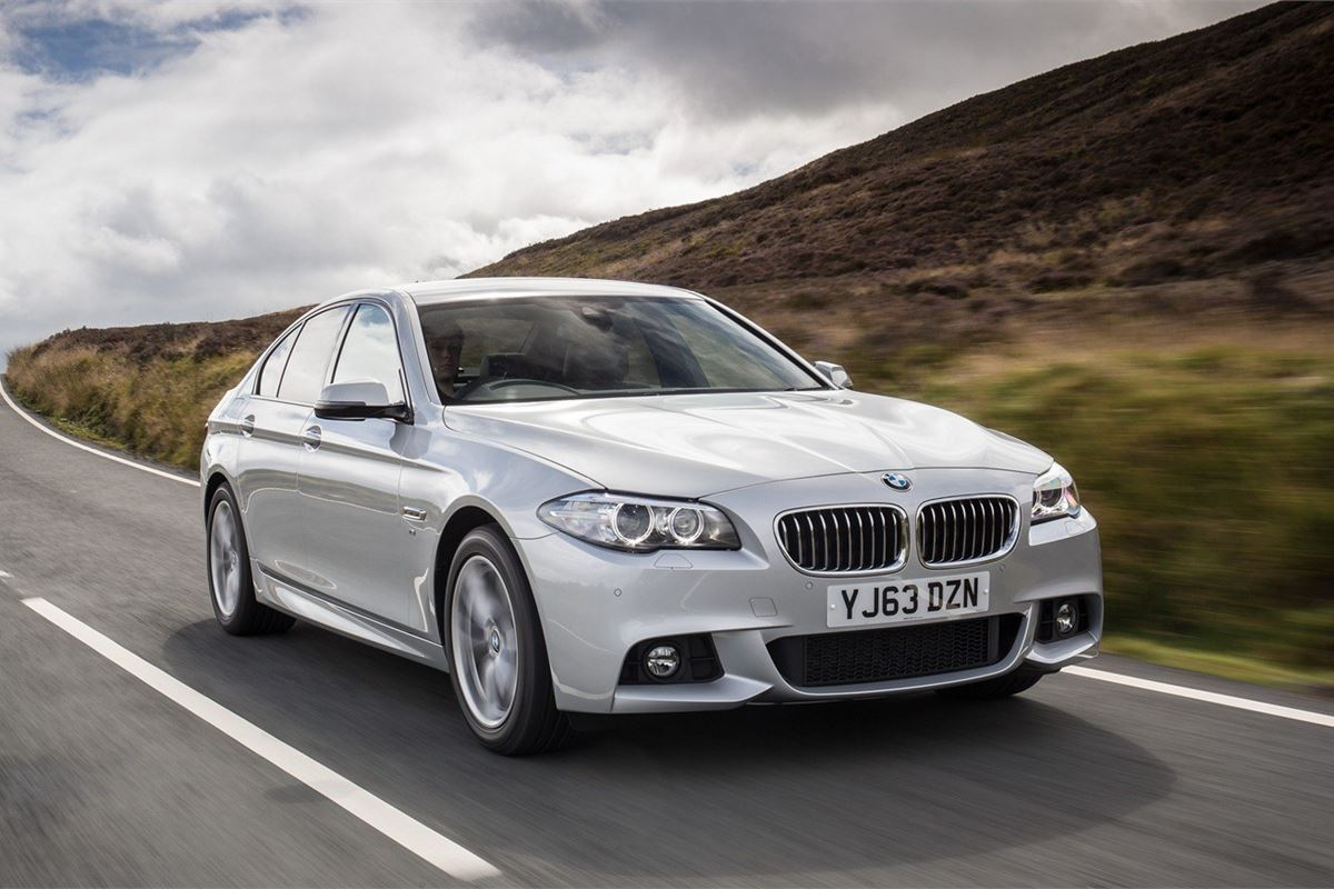 BMW 5 series 518d 2013 photo - 9