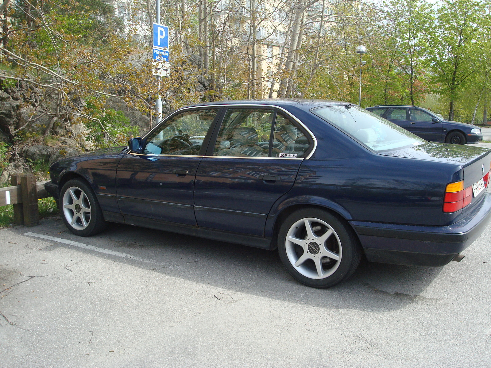 BMW 5 series 518i 1992 photo - 1
