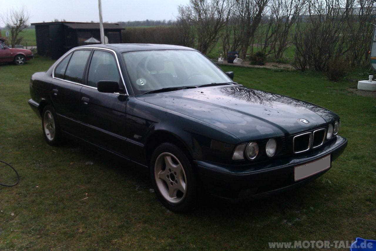 BMW 5 series 518i 1992 photo - 11