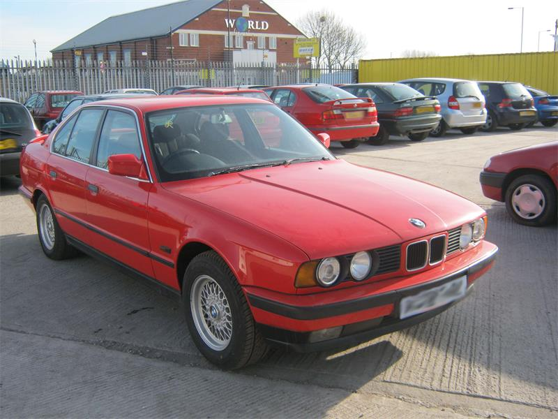 BMW 5 series 518i 1992 photo - 3