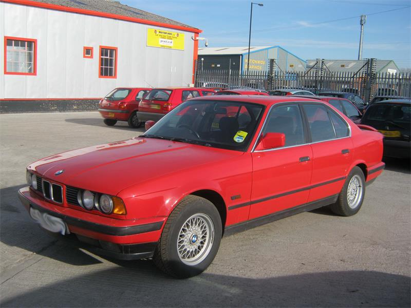 BMW 5 series 518i 1992 photo - 4