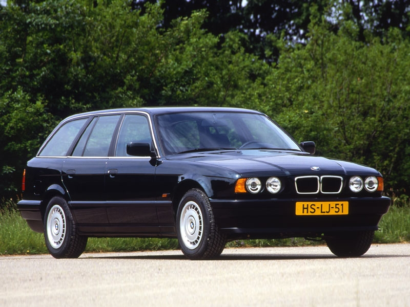 BMW 5 series 518i 1992 photo - 5
