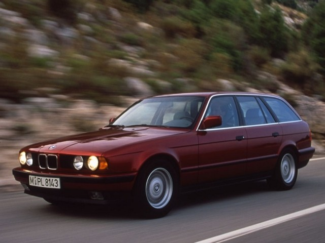 BMW 5 series 518i 1992 photo - 7