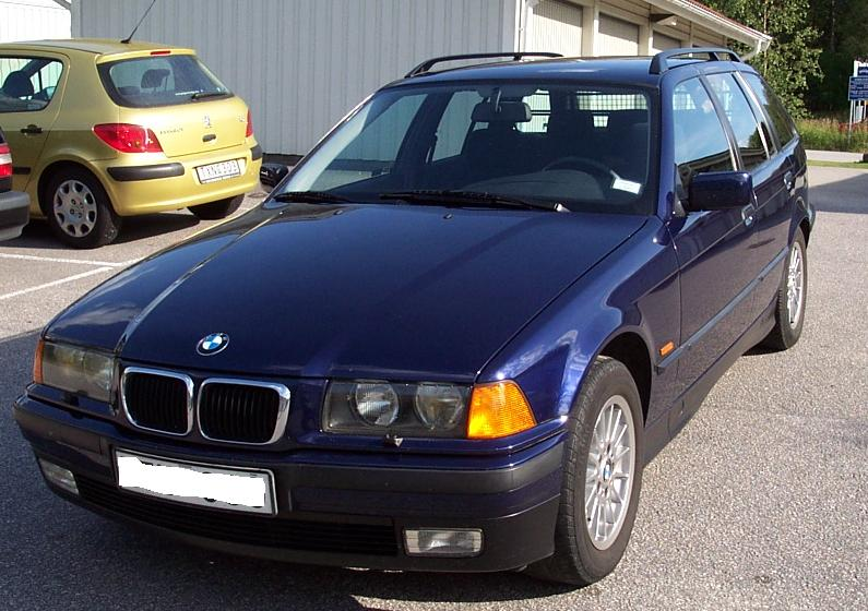 BMW 5 series 518i 1995 photo - 2