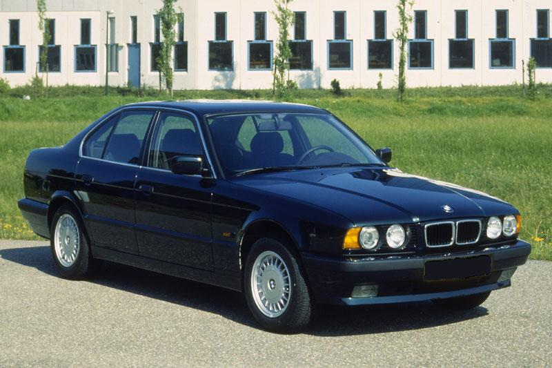 BMW 5 series 518i 1995 photo - 3