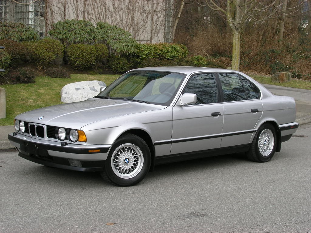 BMW 5 series 518i 1995 photo - 5