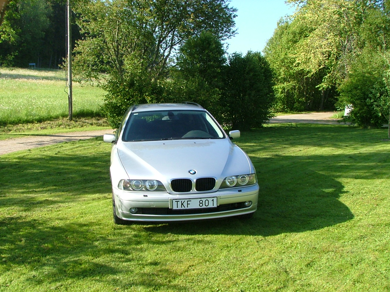 BMW 5 series 518i 1995 photo - 7
