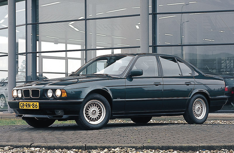BMW 5 series 518i 1995 photo - 8