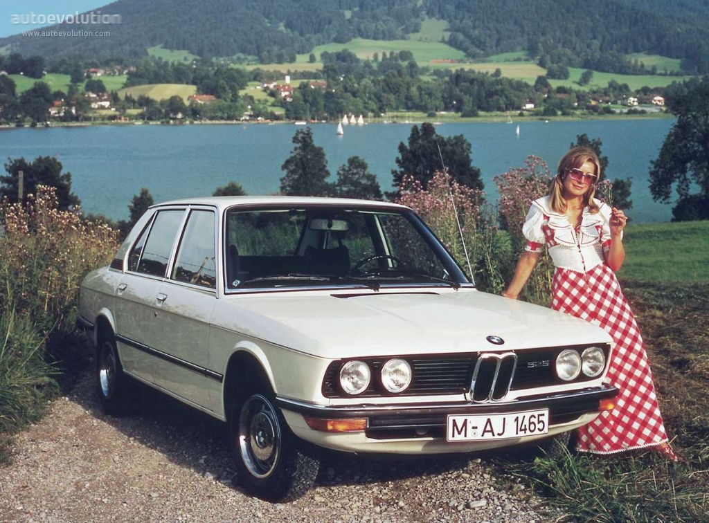 BMW 5 series 520 1973 photo - 10