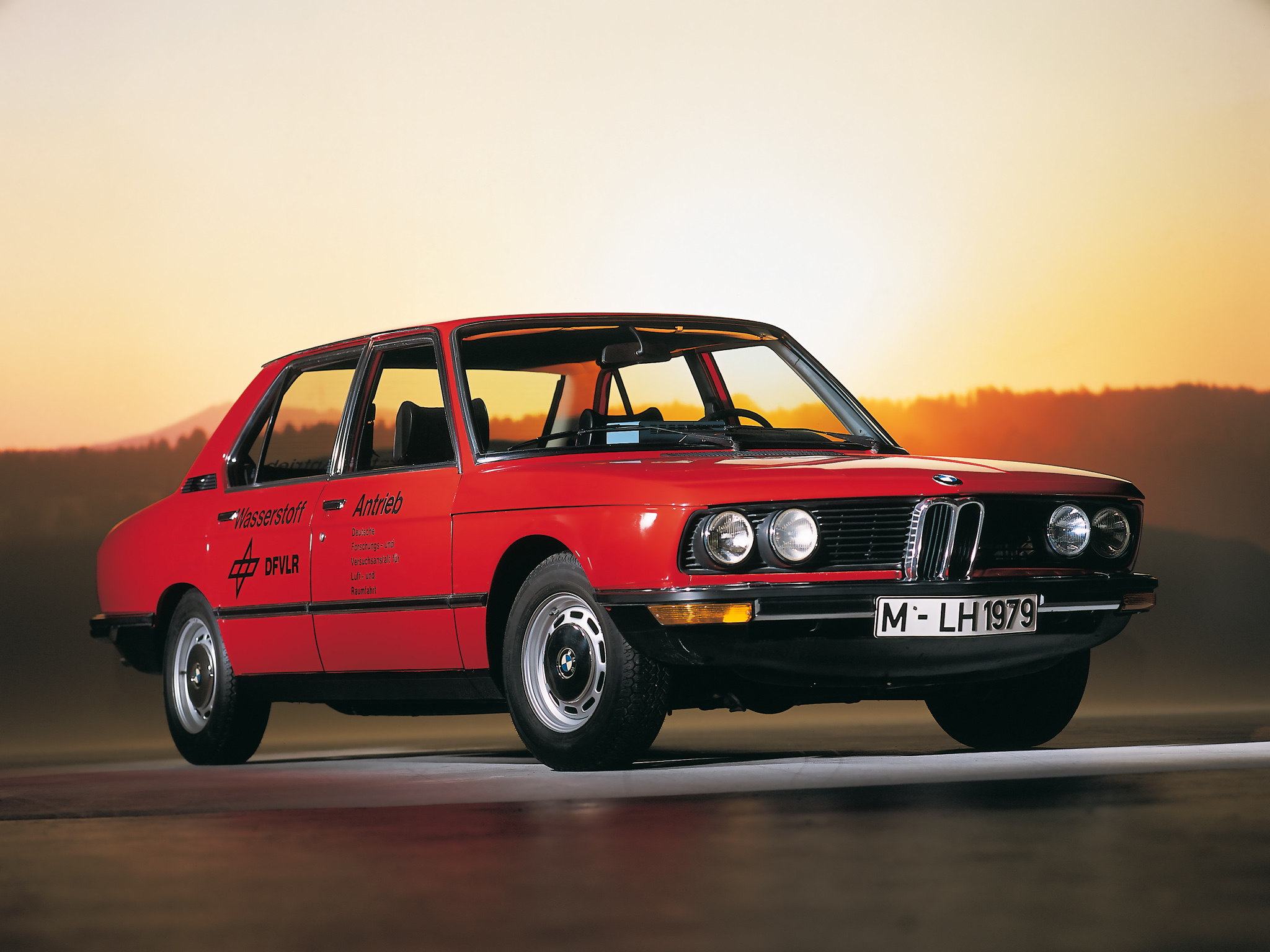 BMW 5 series 520 1979 photo - 3