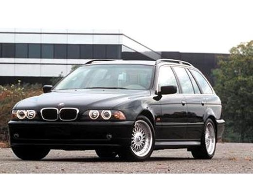 BMW 5 series 520d 2000 photo - 10