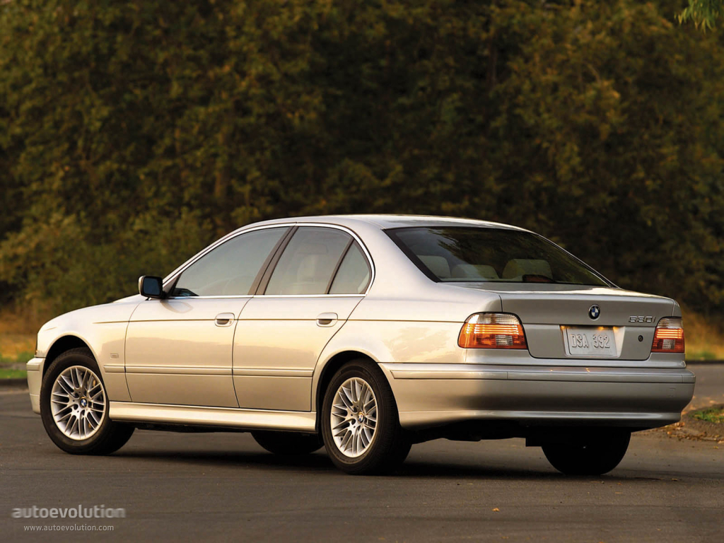 BMW 5 series 520d 2000 photo - 11