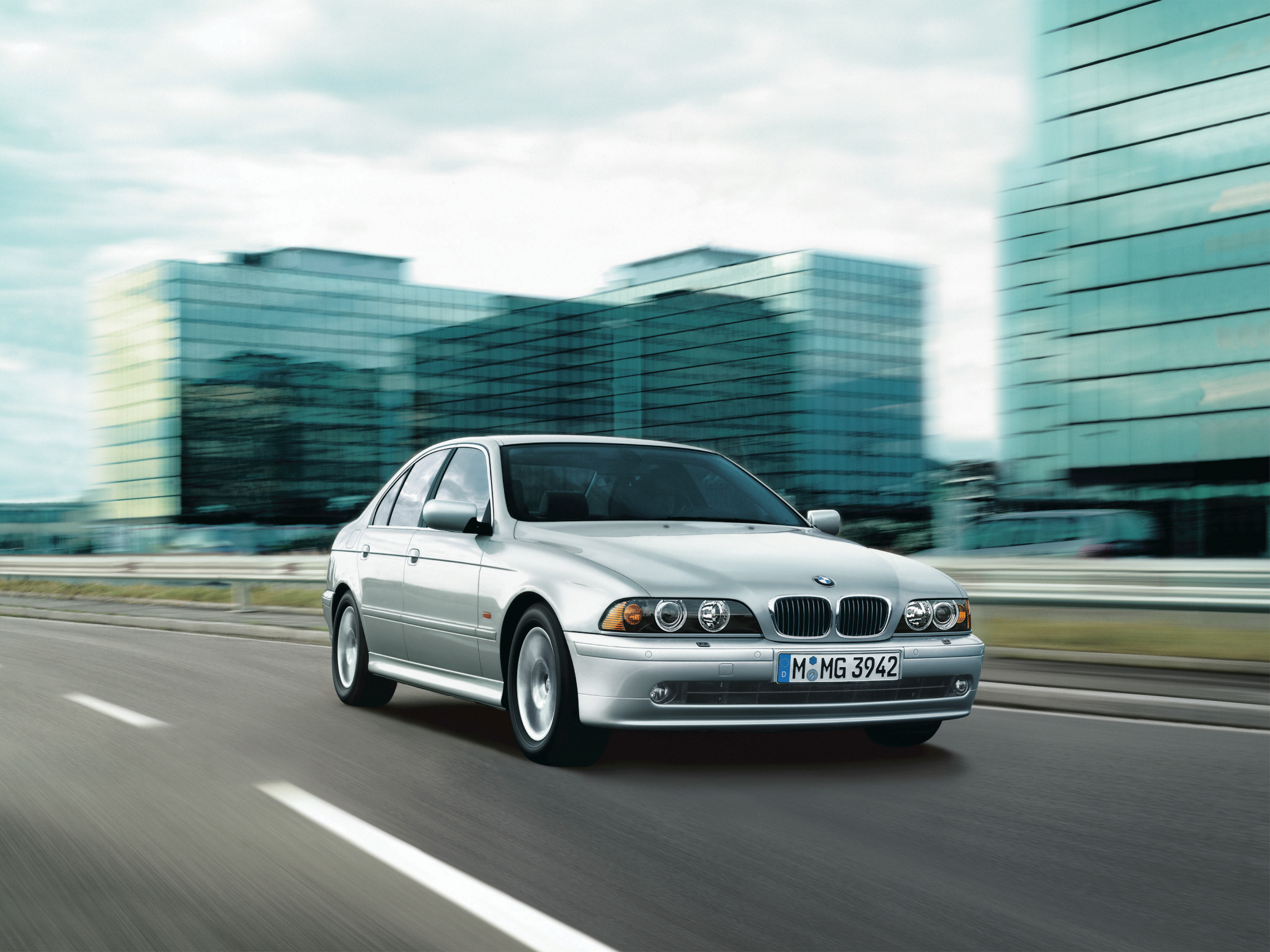 BMW 5 series 520d 2000 photo - 5