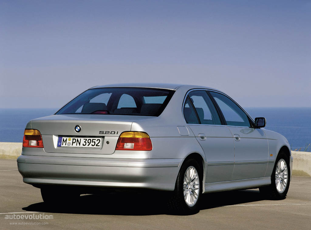 BMW 5 series 520d 2000 photo - 8