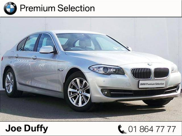 BMW 5 series 520d 2011 photo - 8