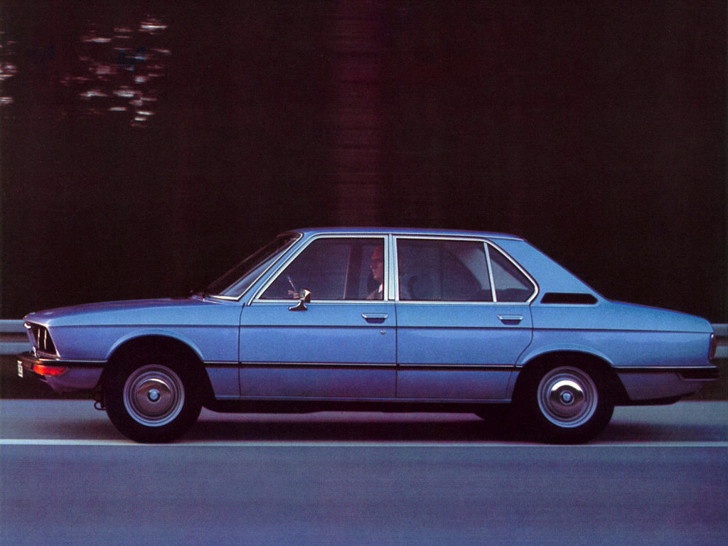 BMW 5 series 520i 1972 photo - 11
