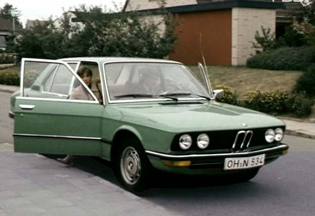 BMW 5 series 520i 1972 photo - 3